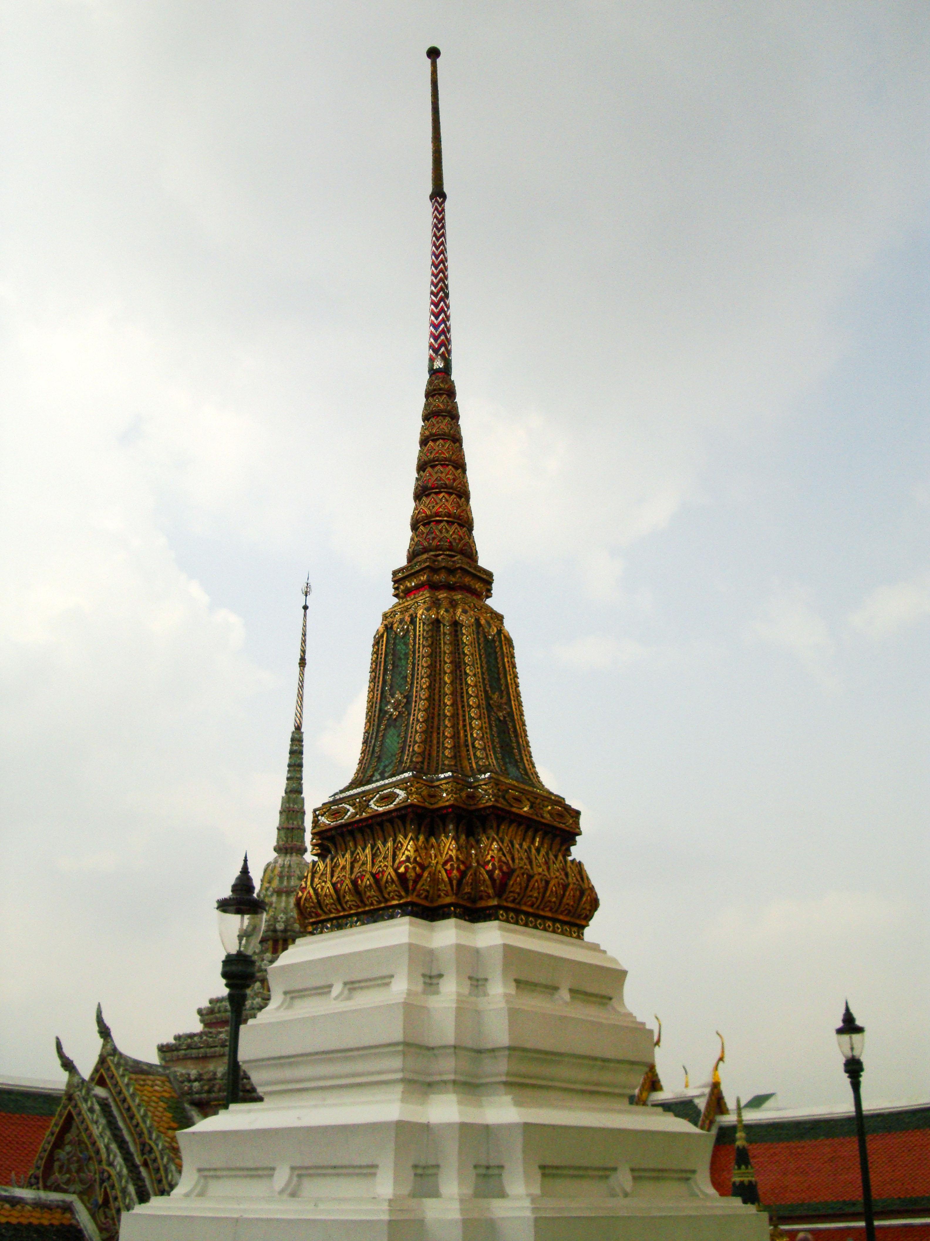 Grand Palace Phra Borom Maha Ratcha Wang Bangkok Thailand 26