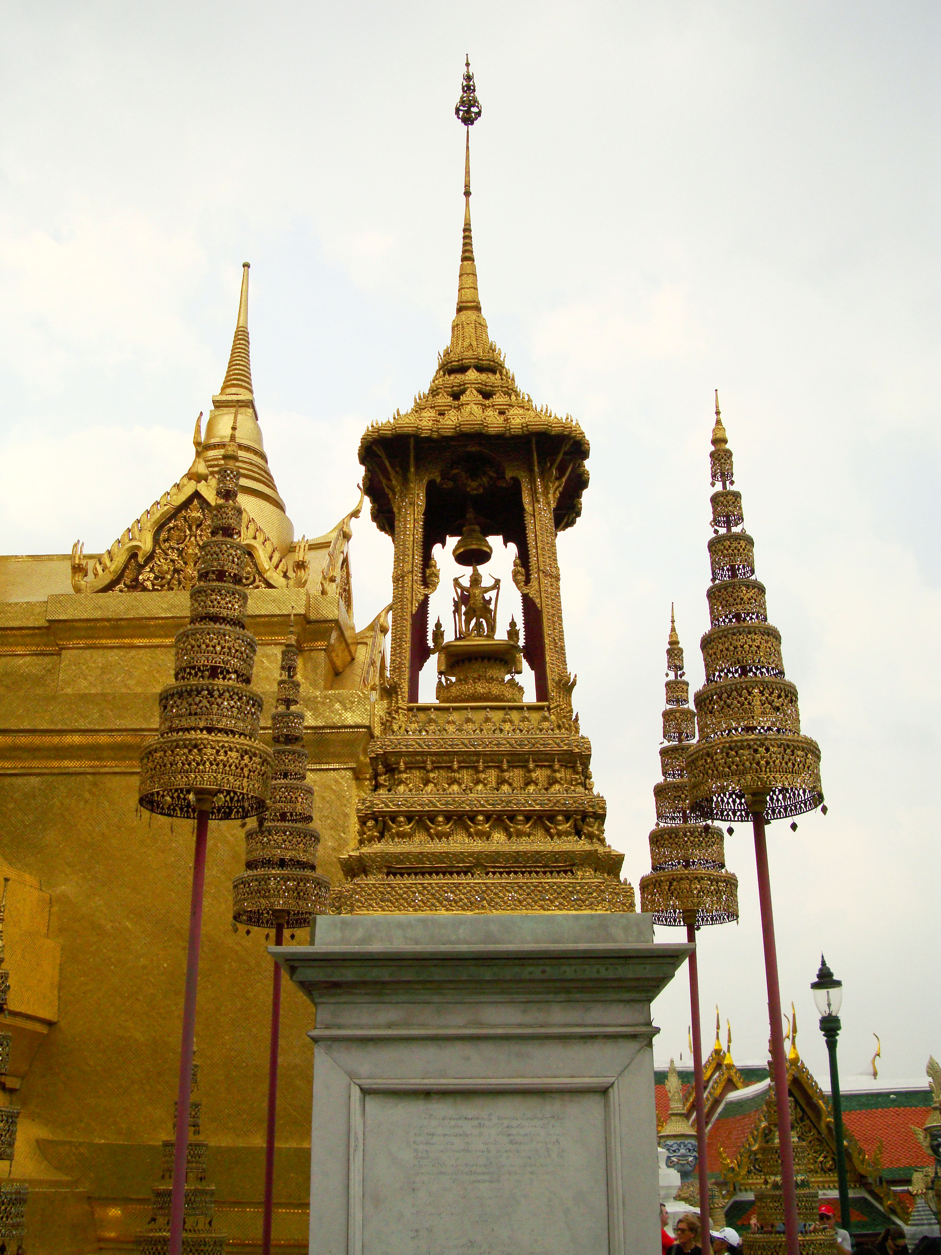 Grand Palace Phra Borom Maha Ratcha Wang Bangkok Thailand 31