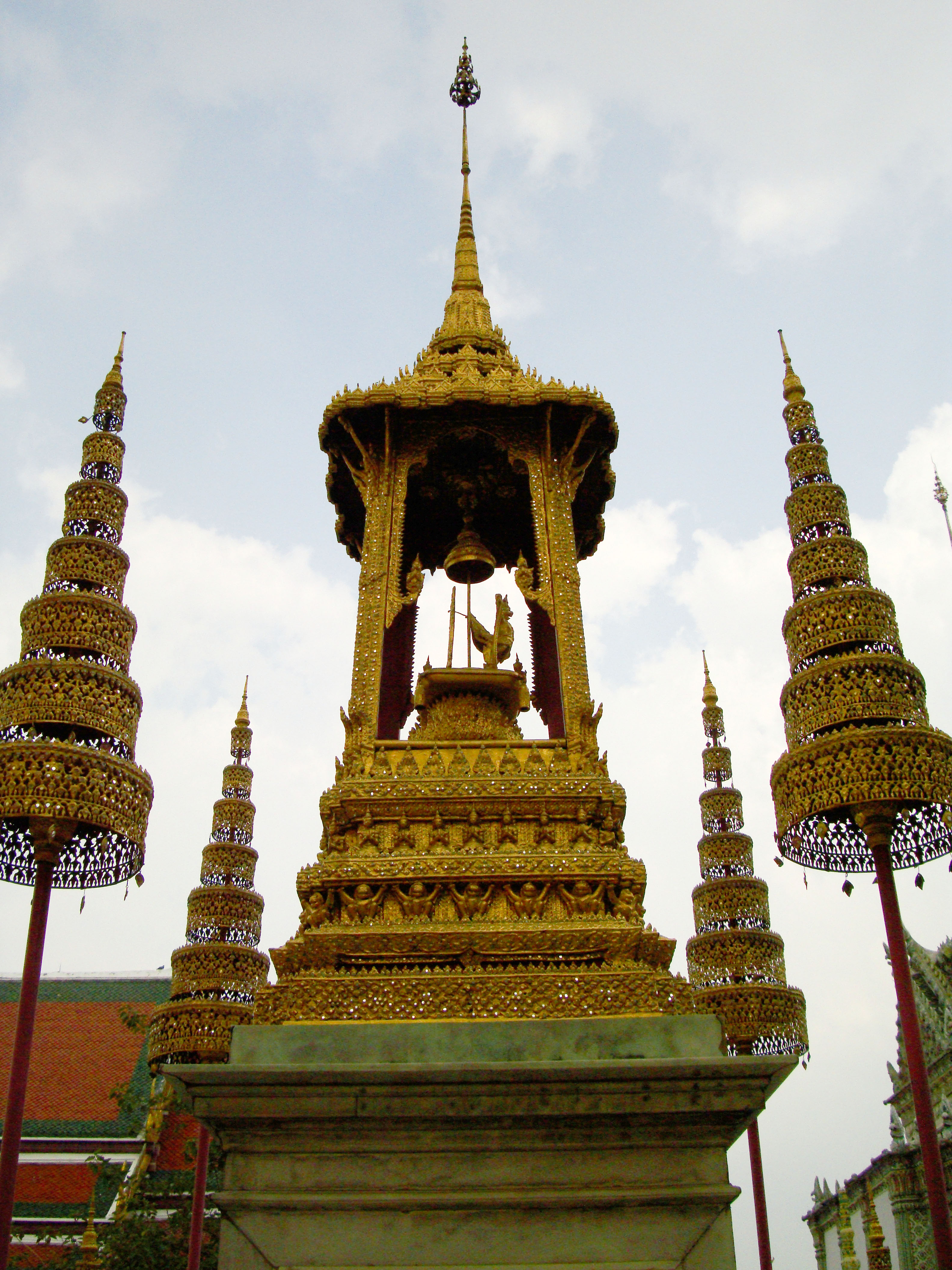 Grand Palace Phra Borom Maha Ratcha Wang Bangkok Thailand 32