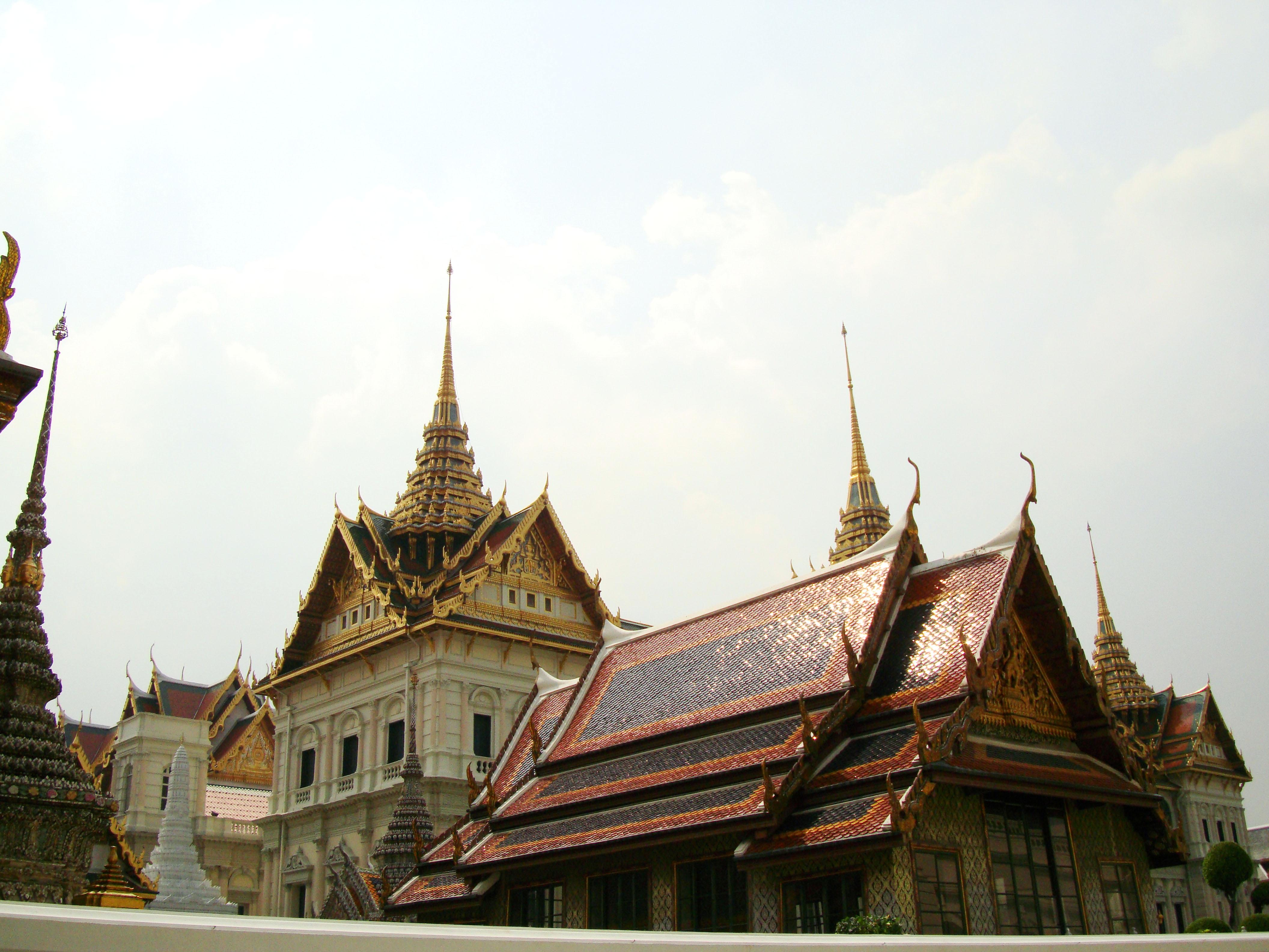 Grand Palace Phra Borom Maha Ratcha Wang Bangkok Thailand 54