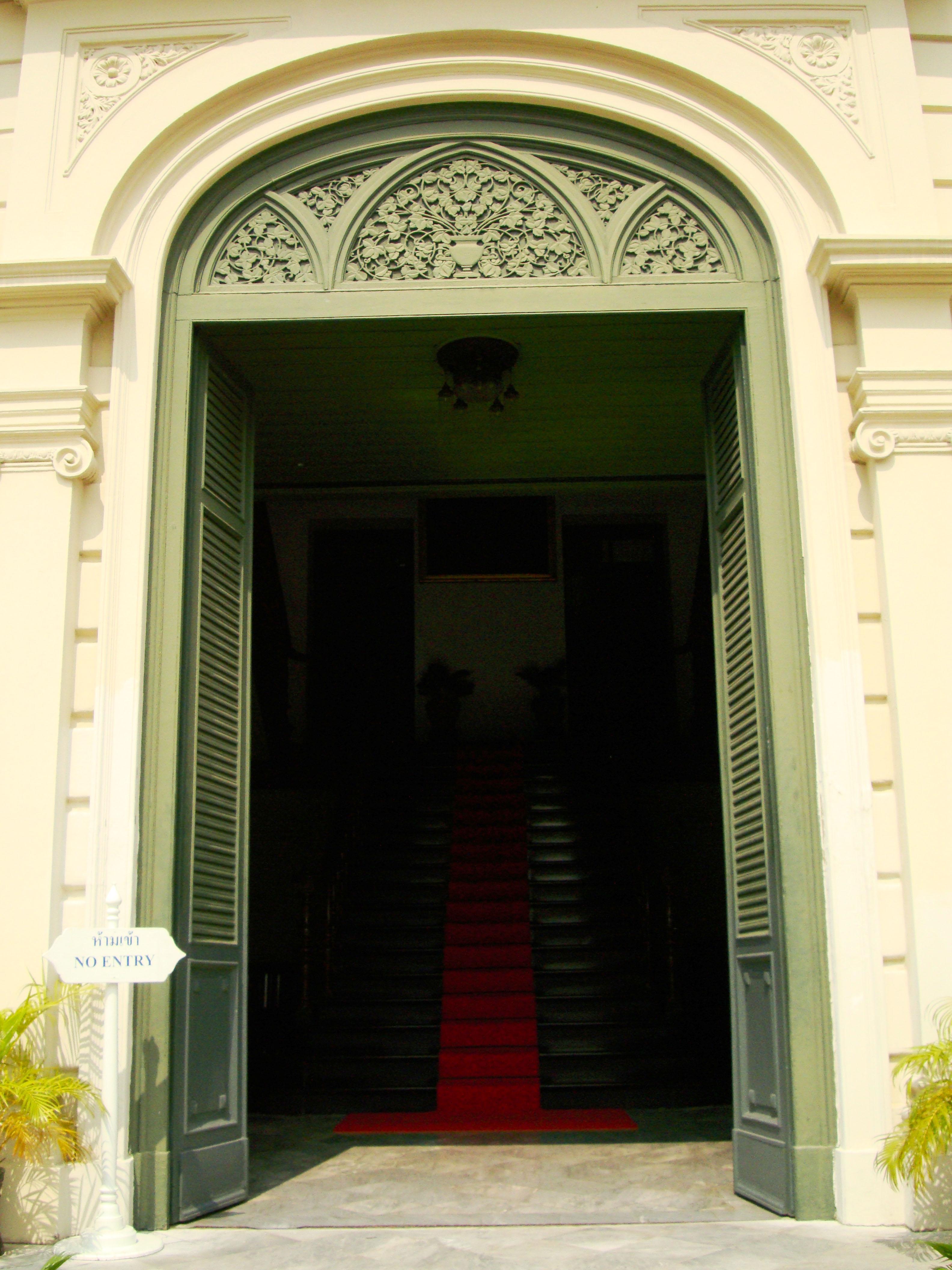 Grand Palace Phra Borom Maha Ratcha Wang Bangkok Thailand 55