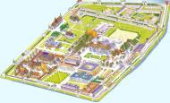 Asisbiz 00 Grand Palace tourist brochure map Bangkok Thailand 01