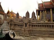 Asisbiz 06 Model of the Angkor Wat Grand Palace Bangkok Thailand 01