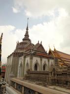 Asisbiz 06 Model of the Angkor Wat Grand Palace Bangkok Thailand 02