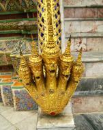 Asisbiz 07 Phra Mondop dragon stairs Grand Palace Bangkok 2010 06