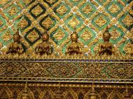 Asisbiz 07 Phra Mondop intercrit designed walls and pillars Grand Palace 2010 02