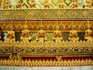 Asisbiz 07 Phra Mondop intercrit designed walls and pillars Grand Palace 2010 05