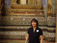 Asisbiz 09 Prasat Phra Dhepbidorn intercrit designed walls and pillars Grand Palace 2010 03