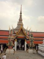 Asisbiz Grand Palace Phra Borom Maha Ratcha Wang Bangkok Thailand 14