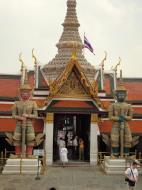 Asisbiz Grand Palace Phra Borom Maha Ratcha Wang Bangkok Thailand 15