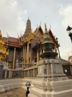 Asisbiz Grand Palace Phra Borom Maha Ratcha Wang Bangkok Thailand 17