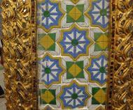 Asisbiz Grand Palace beautifully designed Chinese Mosaic tiles Bangkok Thailand 02