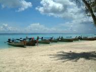 Asisbiz Thailand Phi Phi Island panoramic scenes Mar 2003 11