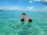 Asisbiz Thailand Phi Phi Island relaxing Mar 2003 01