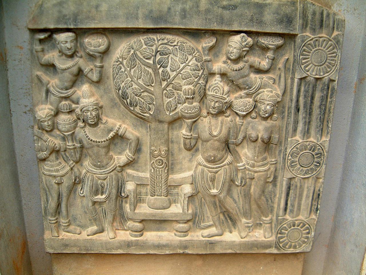 Buddhist Pilgrimage Southern Thailand Apr 2001 15