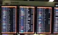 Asisbiz Flight Arival and Departure boards Suvarnabhumi Airport Thailand 2009 01