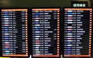 Asisbiz Flight Arival and Departure boards Suvarnabhumi Airport Thailand 2009 02