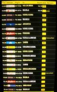 Asisbiz Flight Arival and Departure boards Suvarnabhumi Airport Thailand 2009 11