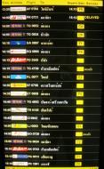 Asisbiz Flight Arival and Departure boards Suvarnabhumi Airport Thailand 2009 12