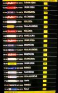 Asisbiz Flight Arival and Departure boards Suvarnabhumi Airport Thailand 2009 13