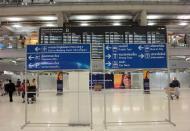 Asisbiz Passenger Terminal Suvarnabhumi Airport Thailand 2009 09