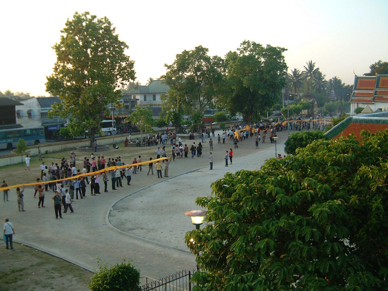 Wat Phra Baromathat Nakhon Srithammarat Apr 2001 22