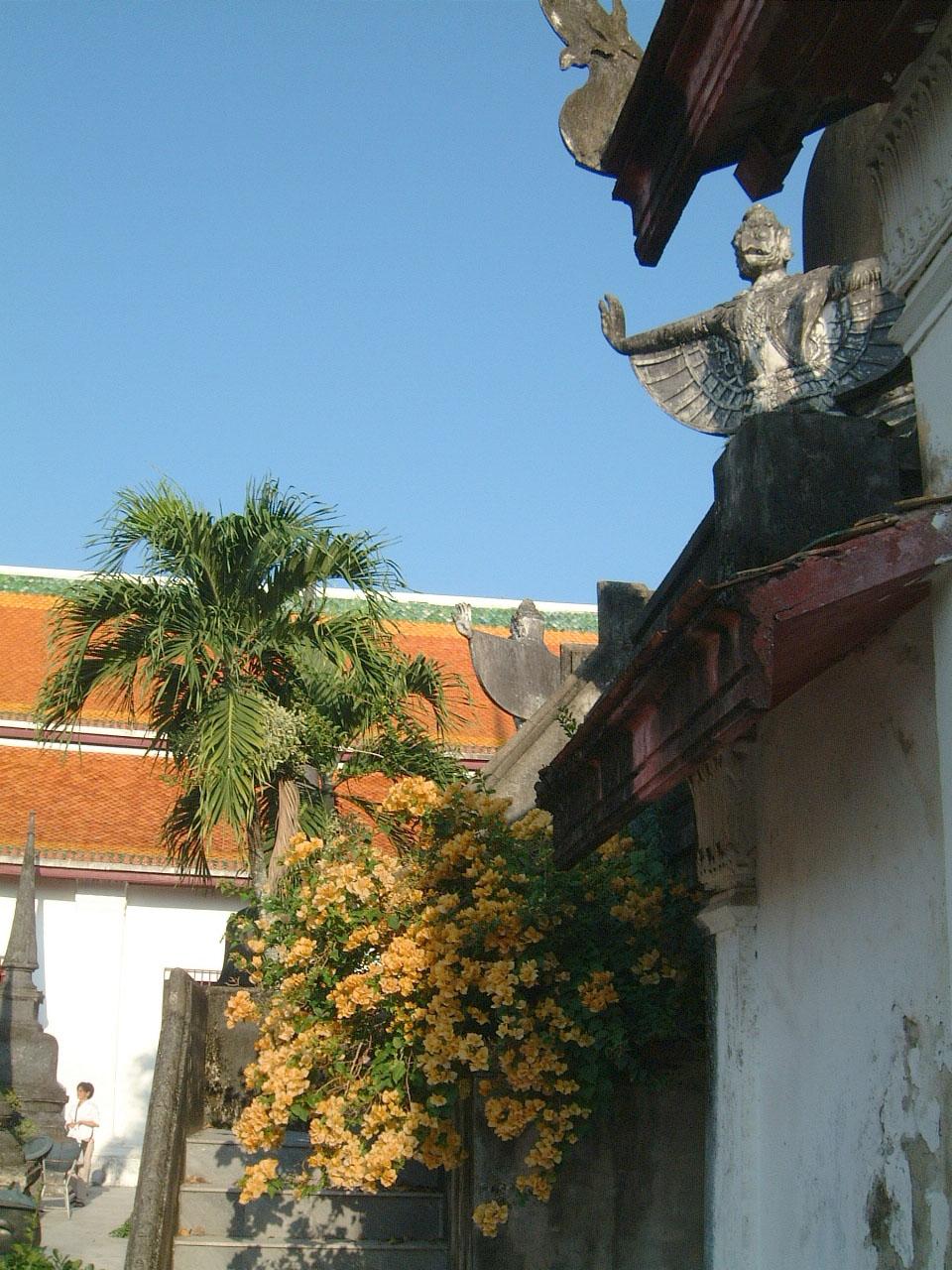 Wat Phra Baromathat Nakhon Srithammarat Apr 2001 29