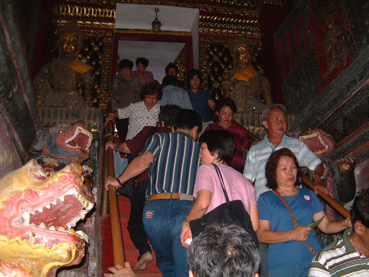 Wat Phra Baromathat Nakhon Srithammarat Apr 2001 36