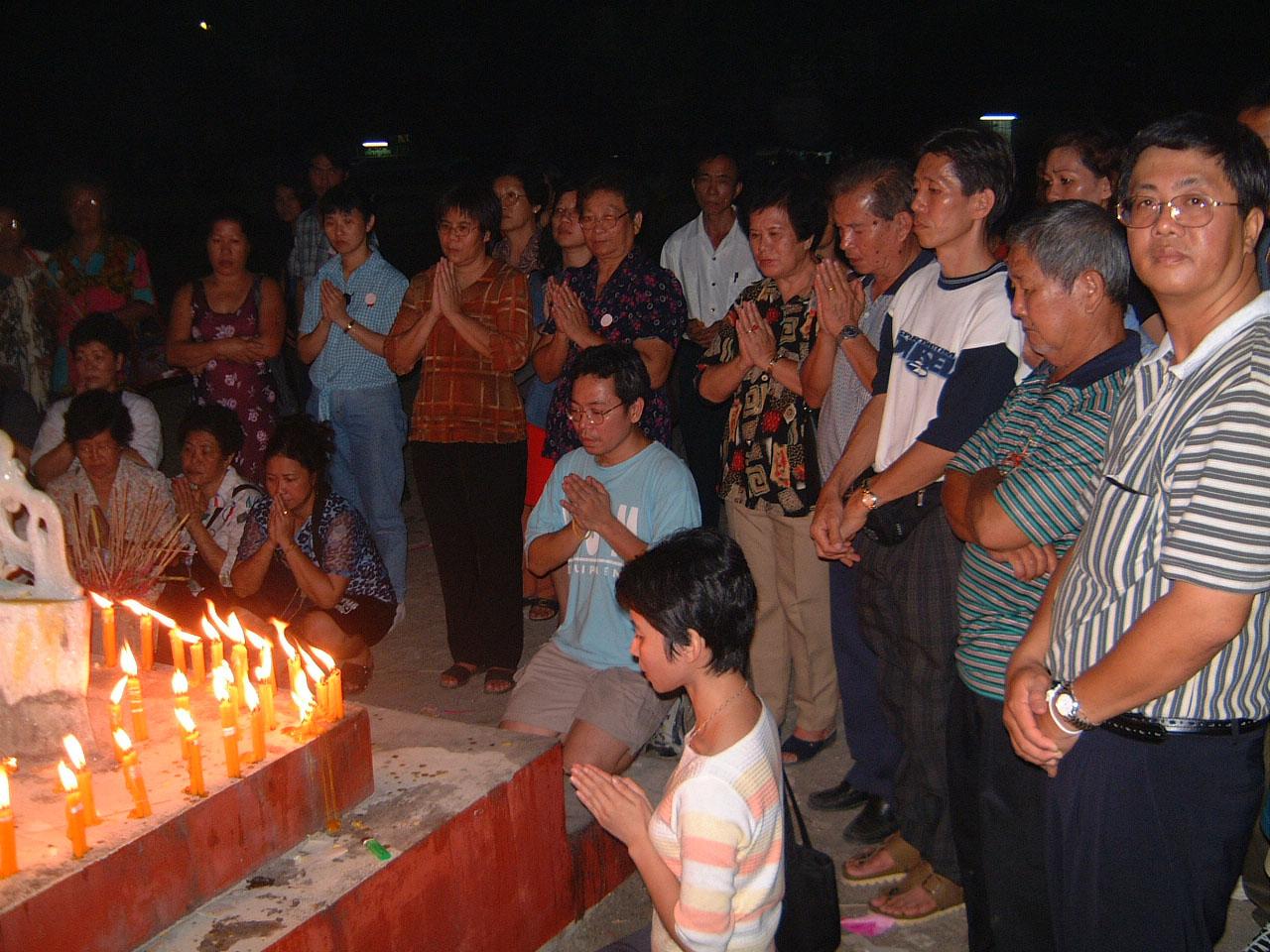 Wat Phra Baromathat Nakhon Srithammarat Apr 2001 40