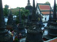 Asisbiz Wat Phra Baromathat Nakhon Srithammarat Apr 2001 13