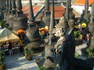 Asisbiz Wat Phra Baromathat Nakhon Srithammarat Apr 2001 27