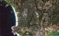 Asisbiz 0 Satelite Map Carmel Beach Monterey California 01