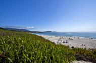 Asisbiz Carmel Beach Ocean drive entrance Monterey California July 2011 05