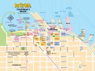 Asisbiz 0 Tourist Map Fishermans Wharf 0A
