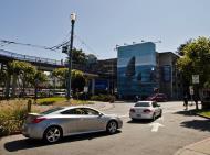 Asisbiz Fishermans Wharf Pier 39 public parking whale mural San Francisco Bay area CA 01
