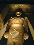 Asisbiz 1 Hotel Luxor 3900 Las Vegas Blvd Egyptian Art 11
