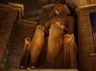 Asisbiz 1 Hotel Luxor 3900 Las Vegas Blvd Egyptian Art 12