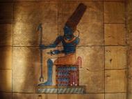 Asisbiz 1 Hotel Luxor 3900 Las Vegas Blvd Egyptian Art 14