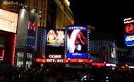 Asisbiz 1 Las Vegas Blvd the strip at night 12