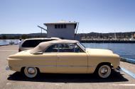 Asisbiz Ford 1949 Custom Convertible Monterey Bay Wharf 2 Monterey California July 2011 02