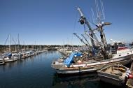 Asisbiz Monterey Bay Marina viewd from Wharf 2 Monterey California July 2011 06