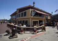 Asisbiz Old Fishermans Grotto Wharf Isabellas Italian Seafood Restaurant Monterey CA 01