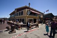 Asisbiz Old Fishermans Grotto Wharf Isabellas Italian Seafood Restaurant Monterey CA 02