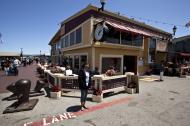 Asisbiz Old Fishermans Grotto Wharf Isabellas Italian Seafood Restaurant Monterey CA 05