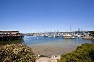 Asisbiz Old Fishermans Grotto Wharf and Marina Monterey Bay California July 2011 09