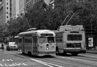 Asisbiz San Francisco Municipal Railway fleet PCC street car fleet cable car no 1063 03