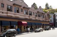 Asisbiz Hotel Sausalito shops Richardson Bay San Francisco California July 2011 01