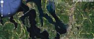 Asisbiz Seattle to Port Townsend Satellite Map 01