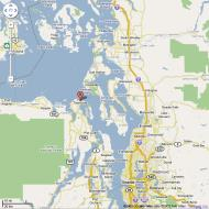 Asisbiz Seattle to Port Townsend Street Map 0A