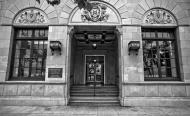 Asisbiz Architecture The Embarcadero St 1908 Army Navy YMCA Bldg entrance San Francisco CA 02
